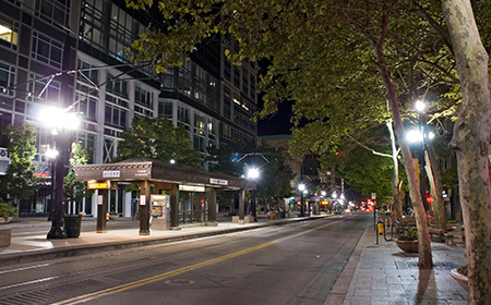 Streetscape lights