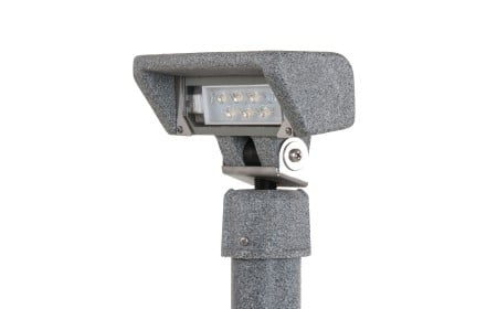 TL-3 landscape light- Ash Granite