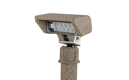 TL-3 landscape light- Sandstone Granite