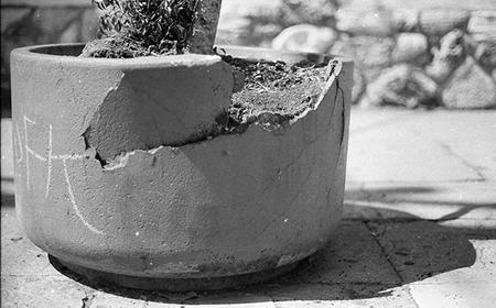 Stone breaks