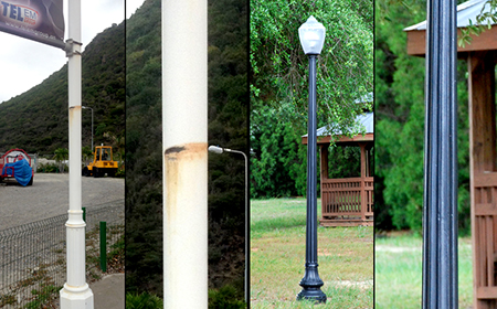 4-lightpole-metal-vs-resin