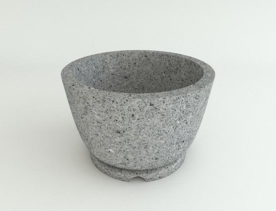 Round-Pedestal-Ash-Granite-Side
