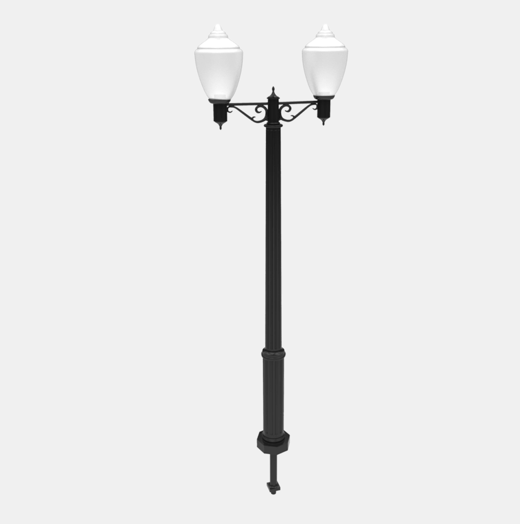 NE11 Lamp Post