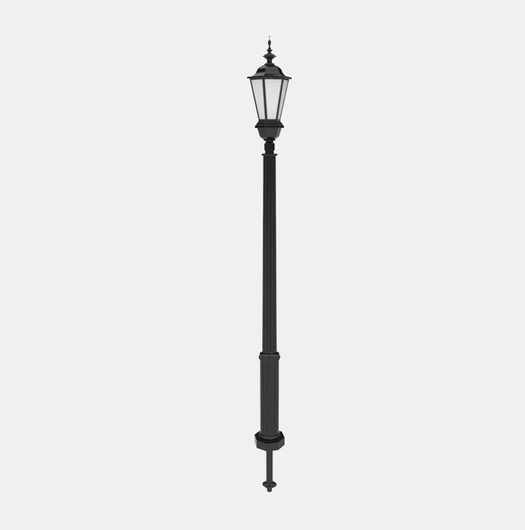 NE18 Lamp Post