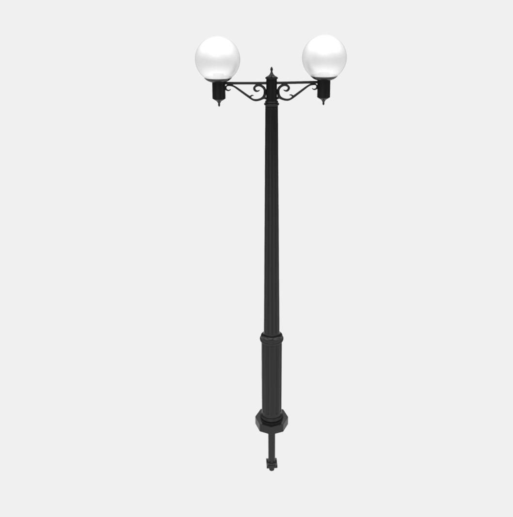 NE5 Lamp Post