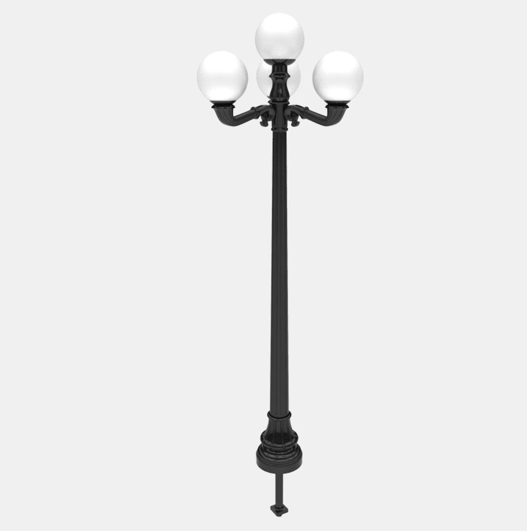 W-3 Lamp Post