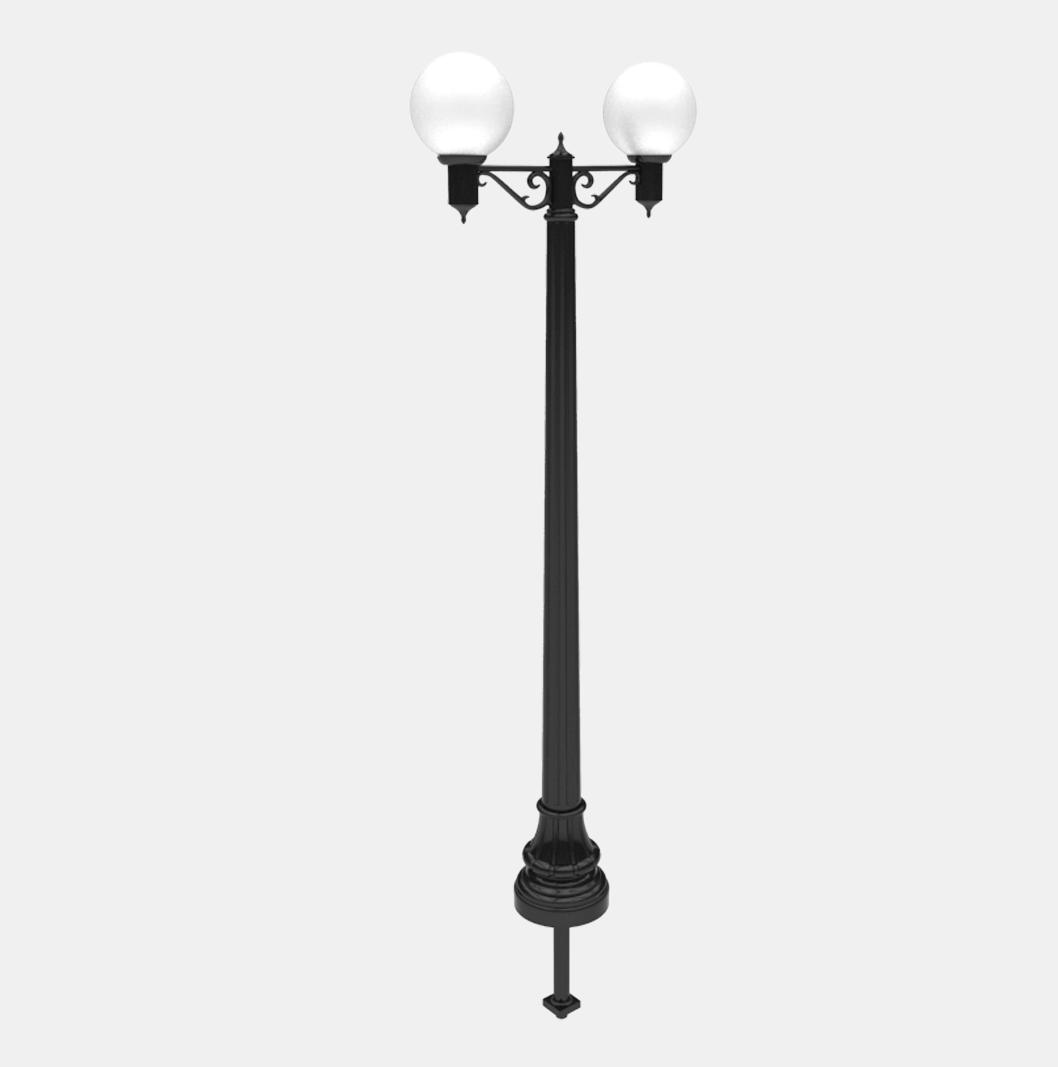 W-5 Lamp Post
