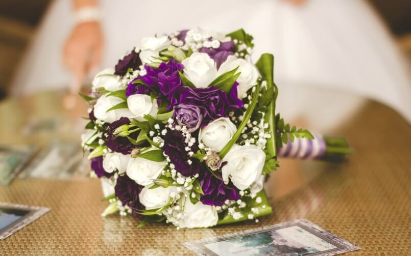 Counting Down The Most Popular Wedding Flowers Of 2015