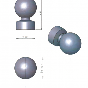 (BCF-10) 3In Ball Cap