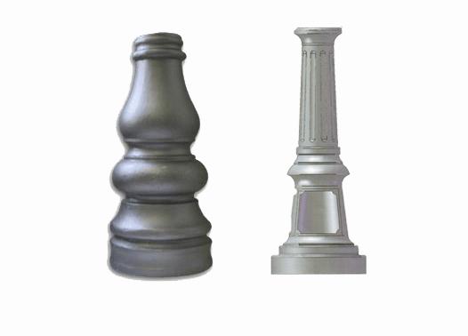 Custom Aluminum Bases