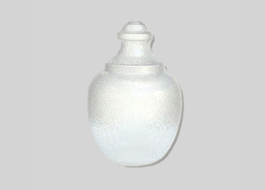 Polycarbonate Clear or Acrylic Clear Victorian Globe no neck
