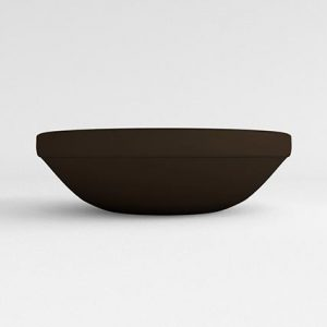 Low Bowl-Coco Brown-Face