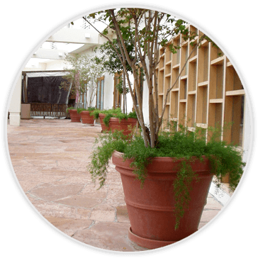 Commercial Planters, Lamp Posts, Resin Lighting | TerraCast