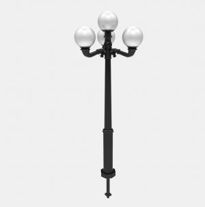 NE3 Lamp Post
