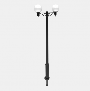 NE6 Lamp Post