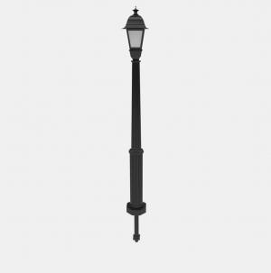 NE7 Lamp Post