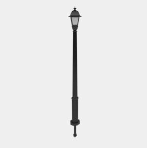 NE8 Lamp Post