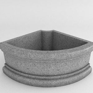 Quarter-Circle-Ash-Granite-Side