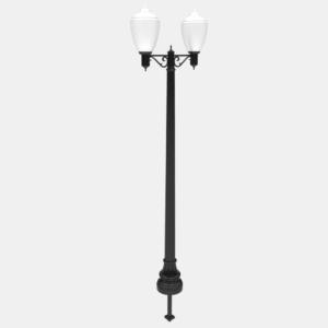 W12 Lamp Post