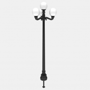 W-4 Lamp Post