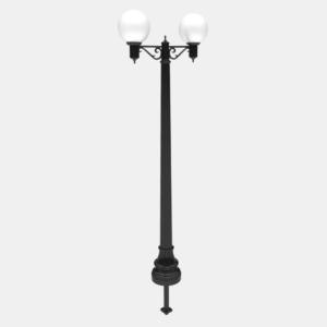 W-6 Lamp Post