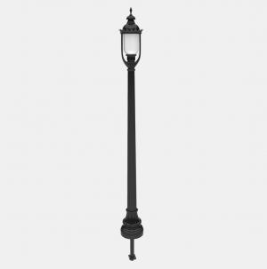 W13 Lamp Post