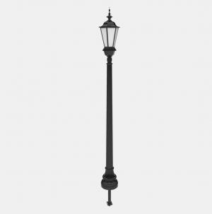 W18 Lamp Post