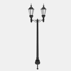 W20 Lamp Post