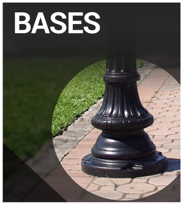 How To Upgrade Light Poles With Decorative Bases