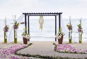 wedding planters