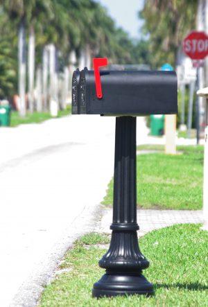 Mail box 3