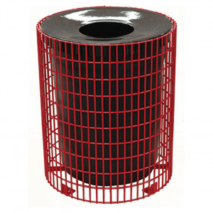 32 Gallon Welded Wire Receptacle