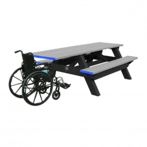 8 ft Standard Wheelchair Accessible Picnic Table.png 2