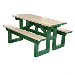 8 ft Step Through Picnic table 2