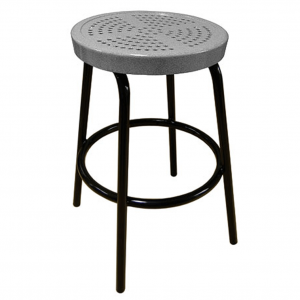 Perforated Barstool