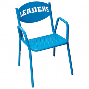 Personalized Perforated Chair
