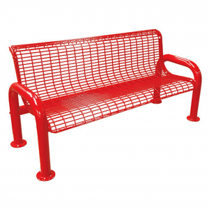 U-Leg Wire Bench