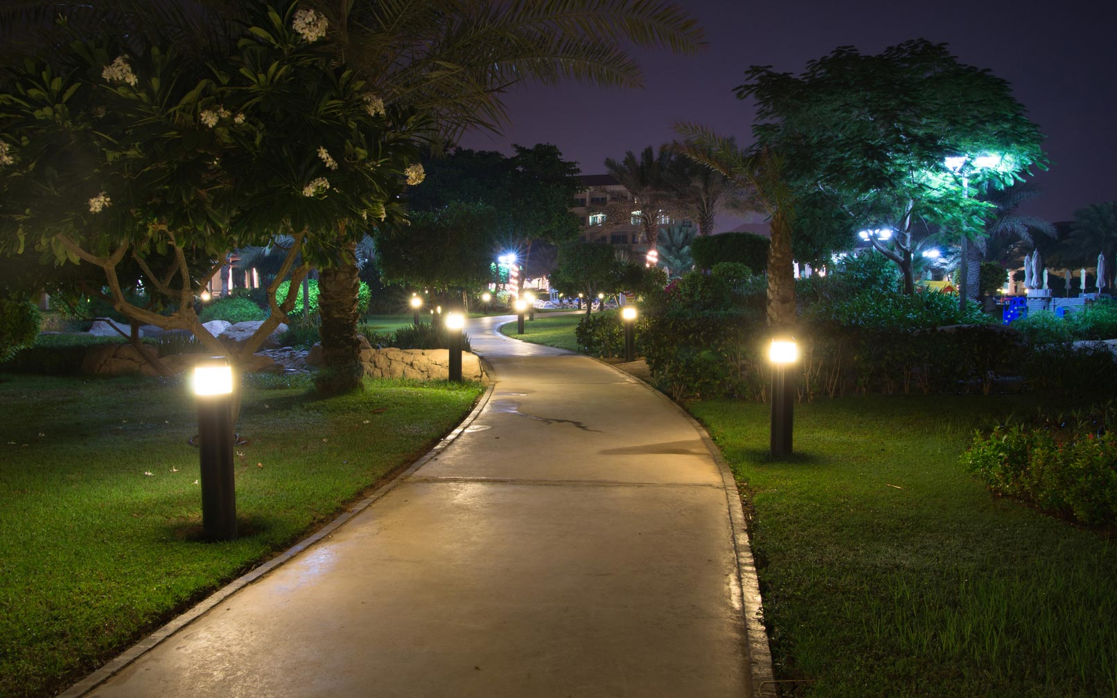 7 Ways You Can Save Money On Commercial Landscape Lighting