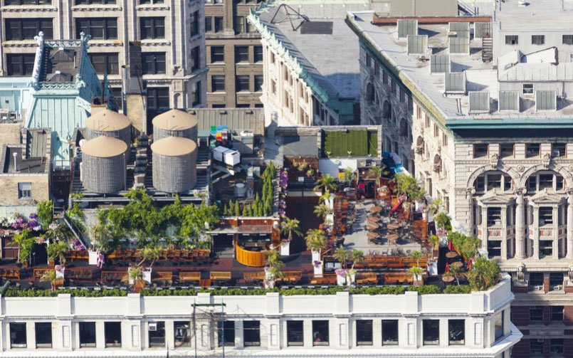 5 Surprising Benefits to Adding a Roof Garden