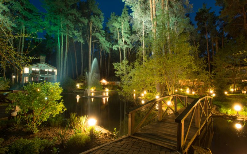 7 Tips To Install Energy Efficient Landscape Lighting