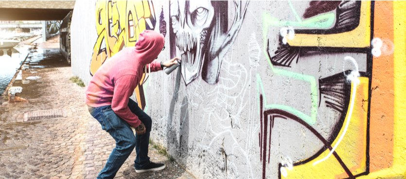 3 Problems Businesses Face Because of Graffiti + 5 Tips to Prevent Graffiti