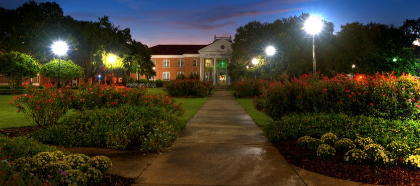 5 Tips for Luminous College Campus Landscape Lighting