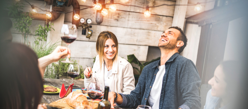 Create an Intimate Patio Dining Experience