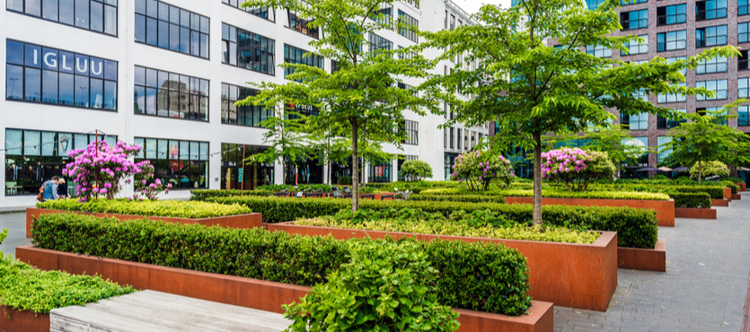 Create A Beautiful Outdoor Space for your Business