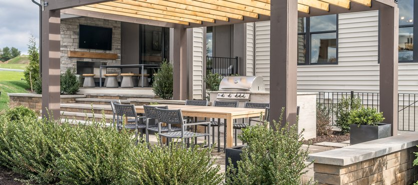 Creating the Perfect Outdoor Hang Out